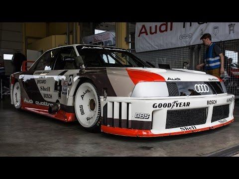 Frohlix Entertainment   Audi Imsa GTO, Audi TransAm, Audi V8 DTM - PURE SOUND