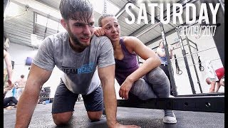 We did 1000 BURPEES (Each) for time