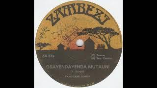 Yandikani Lungu – Osayendayenda Mutauni / Namalewanya