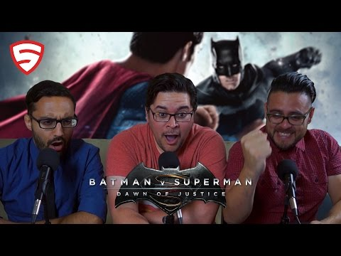 Batman v Superman: Dawn of Justice Final Trailer Review