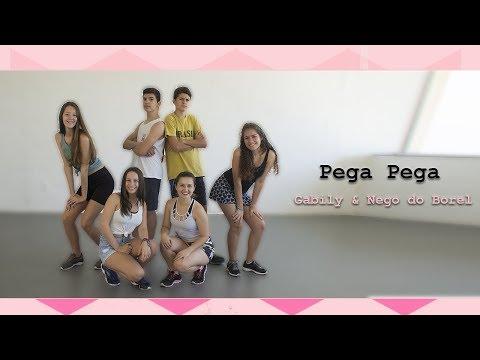 Pega Pega - Nego do BorelGabily   coreografia