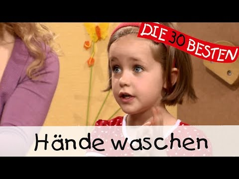Hände waschen - Singen, Tanzen und Bewegen    Kinderlieder