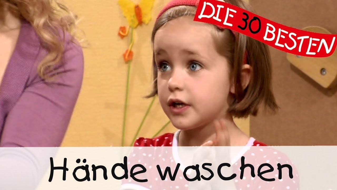 Hände Waschen Singen Tanzen Und Bewegen Kinderlieder Youtube