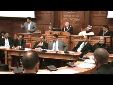 Nadeem Ali Youngest Deputy Mayor of Waltham Forest UK