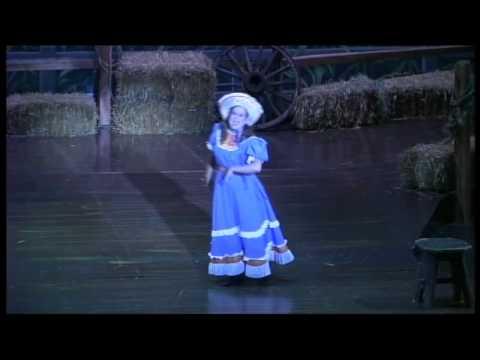 I Cant Say No from OKLAHOMA!  Honey Ribar as Ado Annie