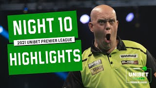 BACK TO HIS BEST! | Night 10 Highlights | 2021 Unibet Premier League