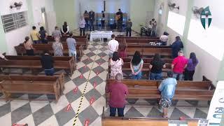 #33 - Culto Online | Rev. Robson Ramalho