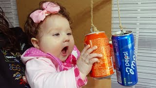 DIY Awesome Toy for Baby - How To Make Gym Toy For Baby