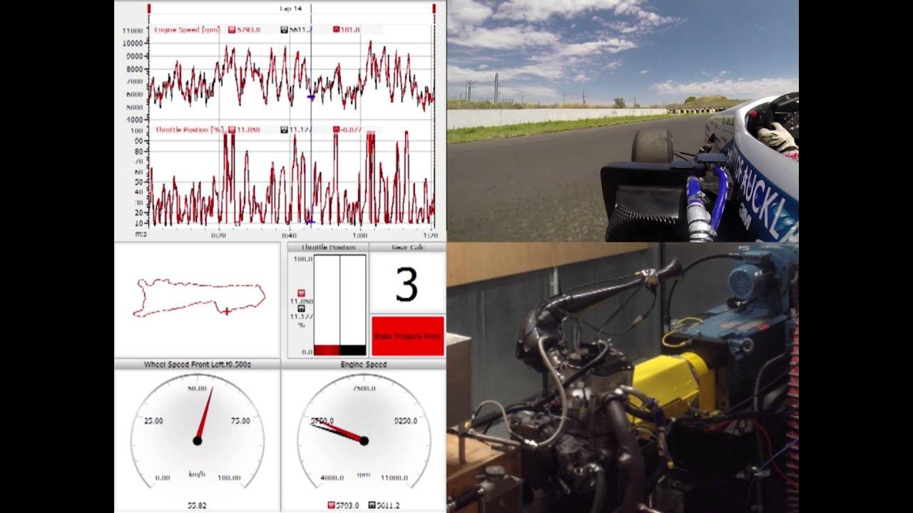 Download University of Auckland Formula SAE Transient Dynamometer Testing