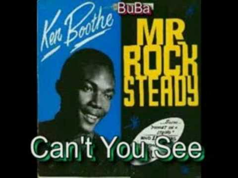Ken Boothe- Can't You See