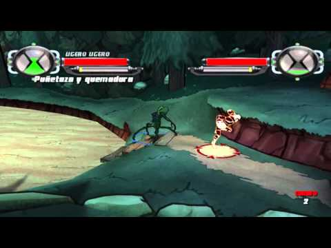 Ben 10 Protector Of Earth (Capitulo 11) ( Español)(2 Jugadores)(1080p)(HD)