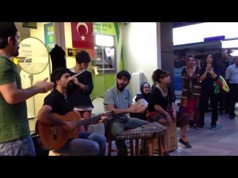 GRUP TEŞİ SOKAK MÜZİSYENLERİ TOPLULUĞU ''ÇAV BELL''