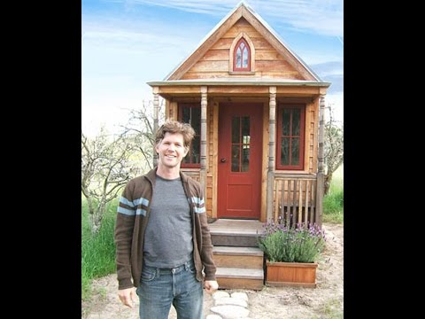 The Tiny House Movement Interview With Jay Shafer Youtube