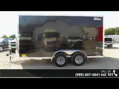 2016 Legend Trailers Explorer Cargo V Nose Series 7X16EVT...