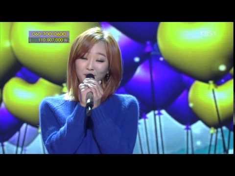 Hyorin   I choose to love you 131228