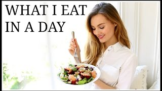 18. What I Eat In A Day | Niomi Smart