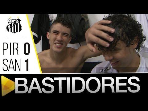 XV de Piracicaba 0 x 1 Santos | BASTIDORES | Paulistão (15/03/16)