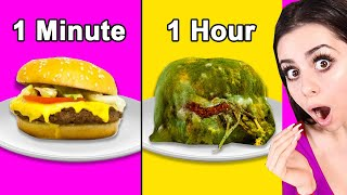 This FOOD Time Lapse Video Will SHOCK YOU