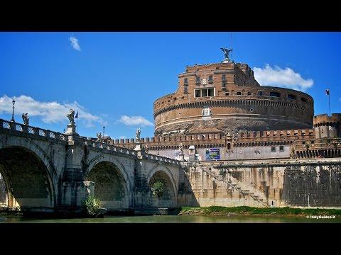 Castel S. Angelo visitato da Philippe Daverio