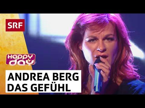 Andrea Berg mit Das Gefühl - Happy Day
