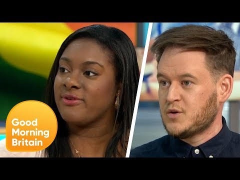 Should LGBT Lessons Be Taught in Schools? | Good Morning Britain
