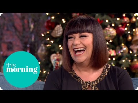 Dawn French On The Ab Fab Movie And Writing Saucy Scenes | This Morning