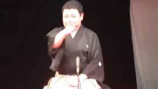 柳亭左龍 英語の小噺 2006