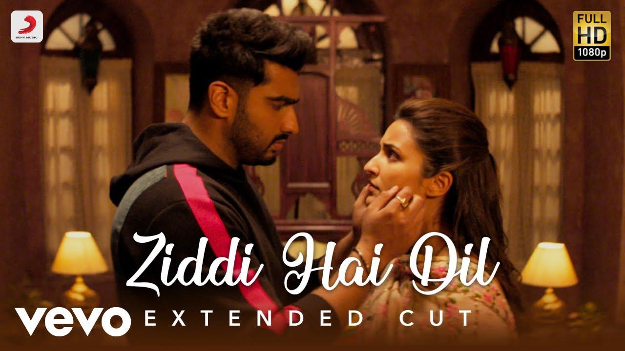 Download Ziddi Hai Dil Full Video - Namaste England|Arjun Kapoor, Parineeti Chopra|Mannan Shaah