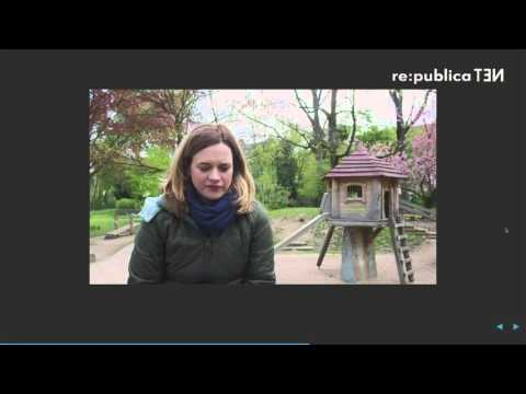 re:publica 2016 – Lia Rea: Deutschland sagt Sorry on YouTube