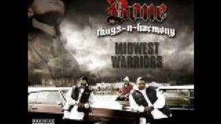 Bizzy Bone ft. Twista - Money Remix - Midwest Warriors