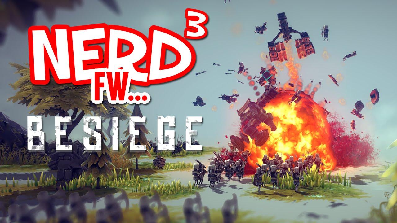 Nerd³ FW - Besiege