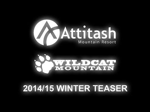 Attitash Mountain Resort & Wildcat Mountain 2014/15 Season Teaser