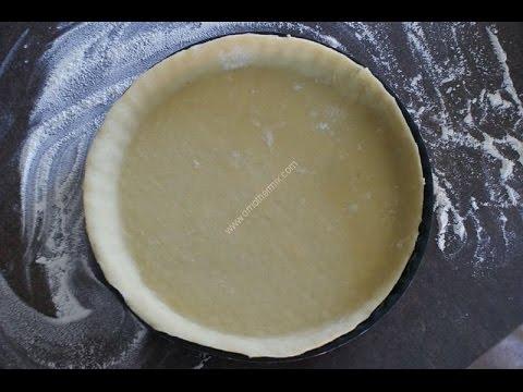 comment-faire-une-pâte-brisée-au-thermomix-en-2-minutes?