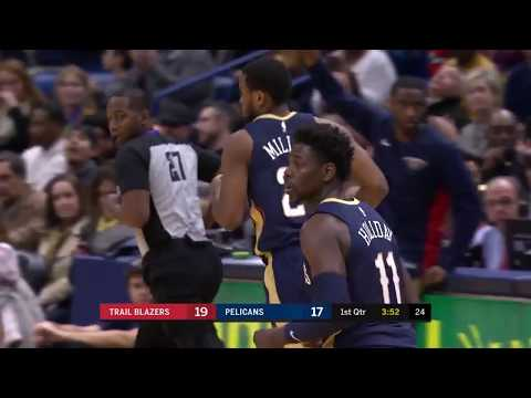 Jrue Holiday (25 points) Highlights vs. Portland Trail Blazers