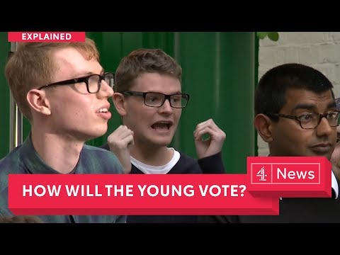 UK election 2017: Will young people swing it?
