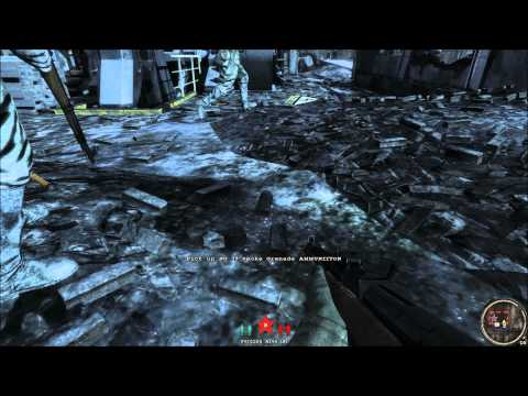 Red Orchestra 2 Axis Gameplay Red October Factory |