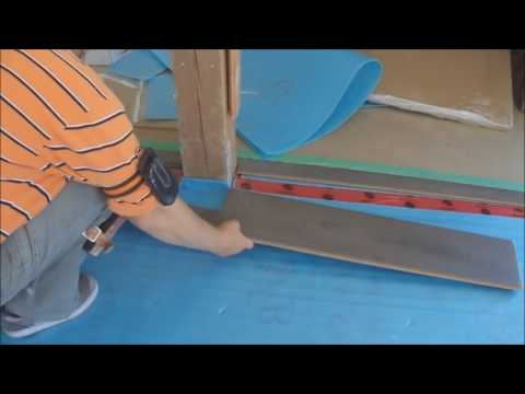 floor how to install laminate flooring of installation 2