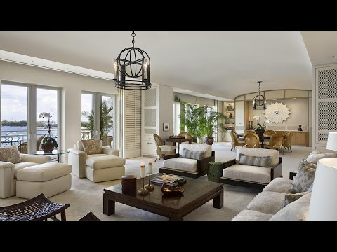 The Penthouse At The Ocean Club Residences | Waterfront Resort | Paradise Island, Bahamas