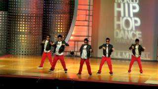 Poreotics (USA) @ World Hip Hop Championships 2009