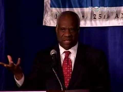 Clarence Thomas  The Virtues of Debate