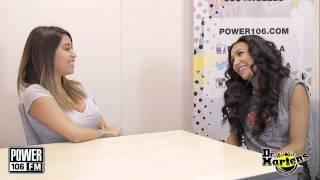 Just The Tip | Naya Rivera