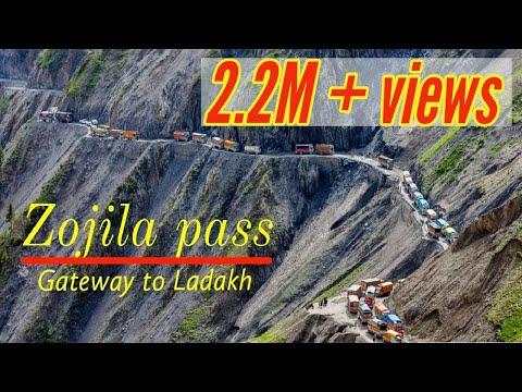 Zojila Pass - Gateway to Ladakh   Land of High Passes Episode 01