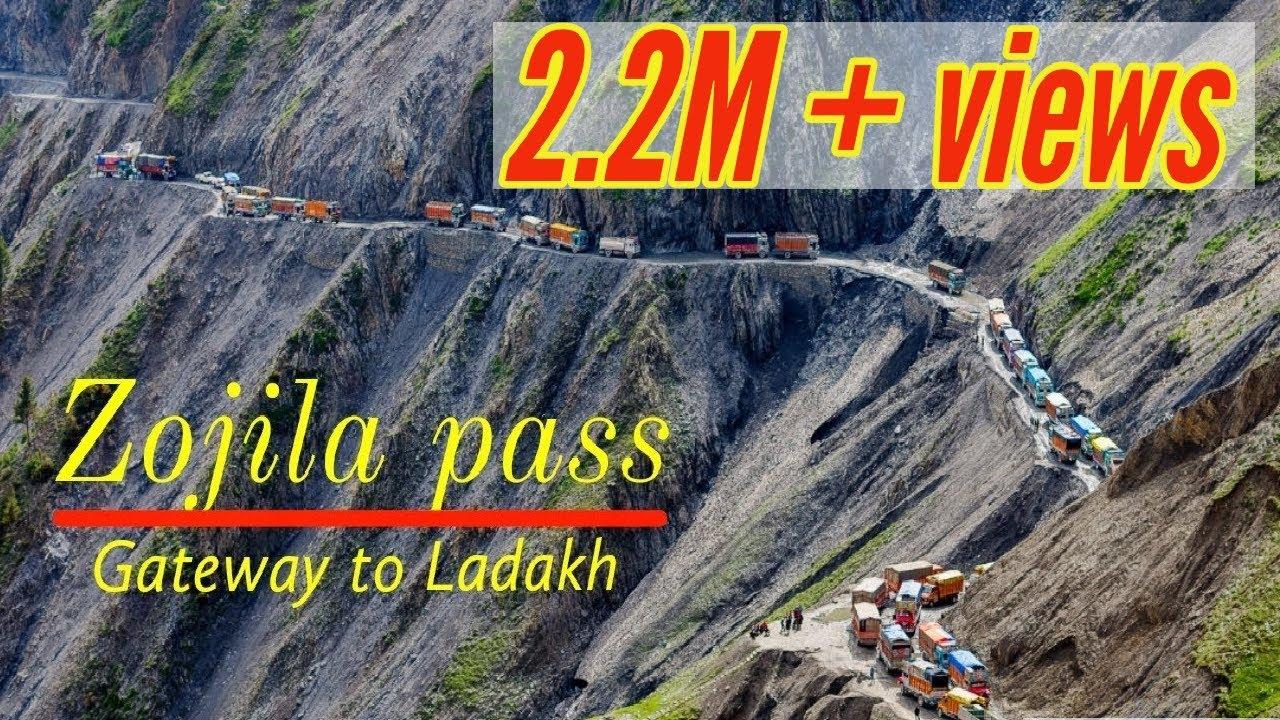 Download Zojila Pass - Gateway to Ladakh | Land of High Passes Episode 01