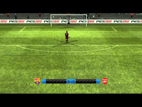 PES 2012 - Back to the Finals 1.0 - FC Barcelona VS. Arsenal - 17 May 2006 - Part 2/2 - HD