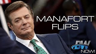 Manafort Flips: How Much Can He Hurt Trump?