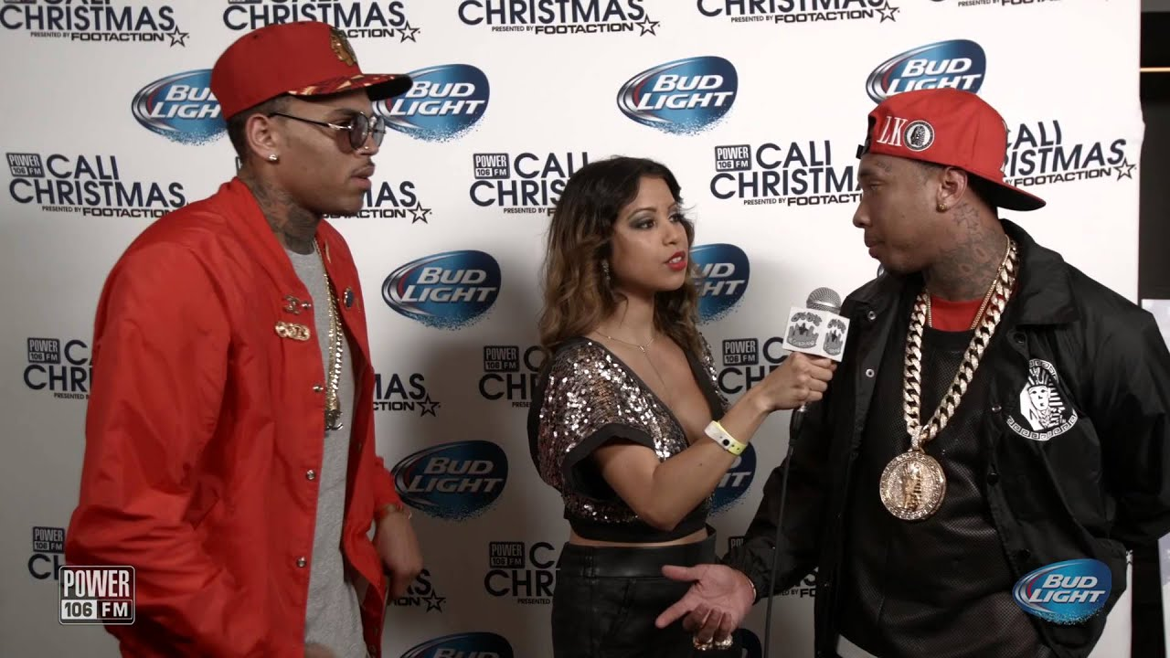 chris brown tyga talk between the sheets tour at cali christmas 2014