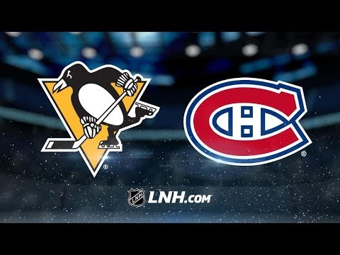 Pittsburgh Penguins Vs Montreal Canadiens 3 4 Ot Oct