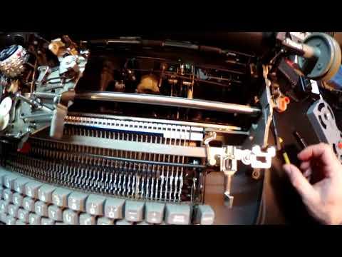 IBM Selectric II part1