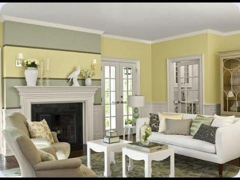 Top Desain Ruang Tamu Di Teras Rumah  inspirasi warna cat ruang tamu sejuk dan bikin betah di