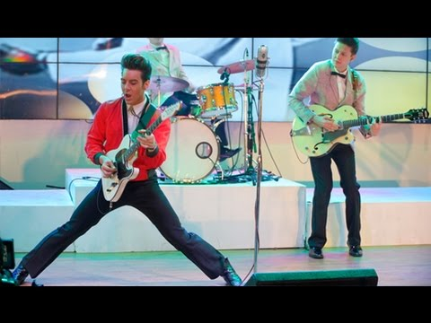 Johnny B Goode - Lance Lipinsky & the Lovers - Chuck Berry cover grammy 2018